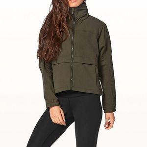 Lululemon Effortless Hooded Jacket
